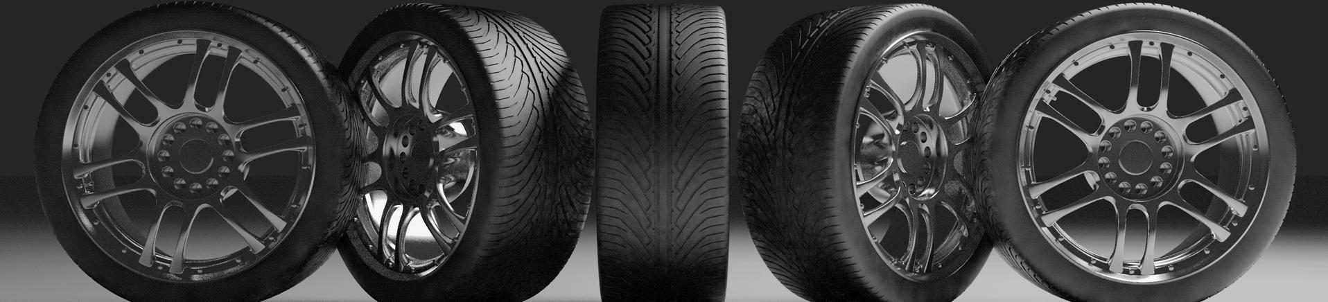 Porsche Tires Information