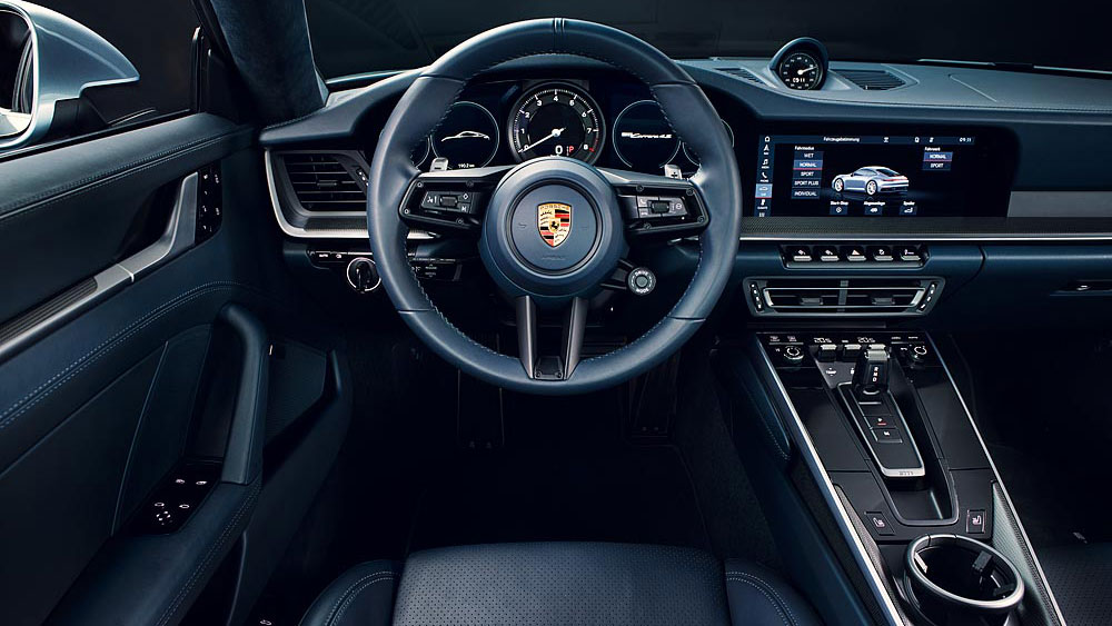 The New 911 More Power, Faster, Digital