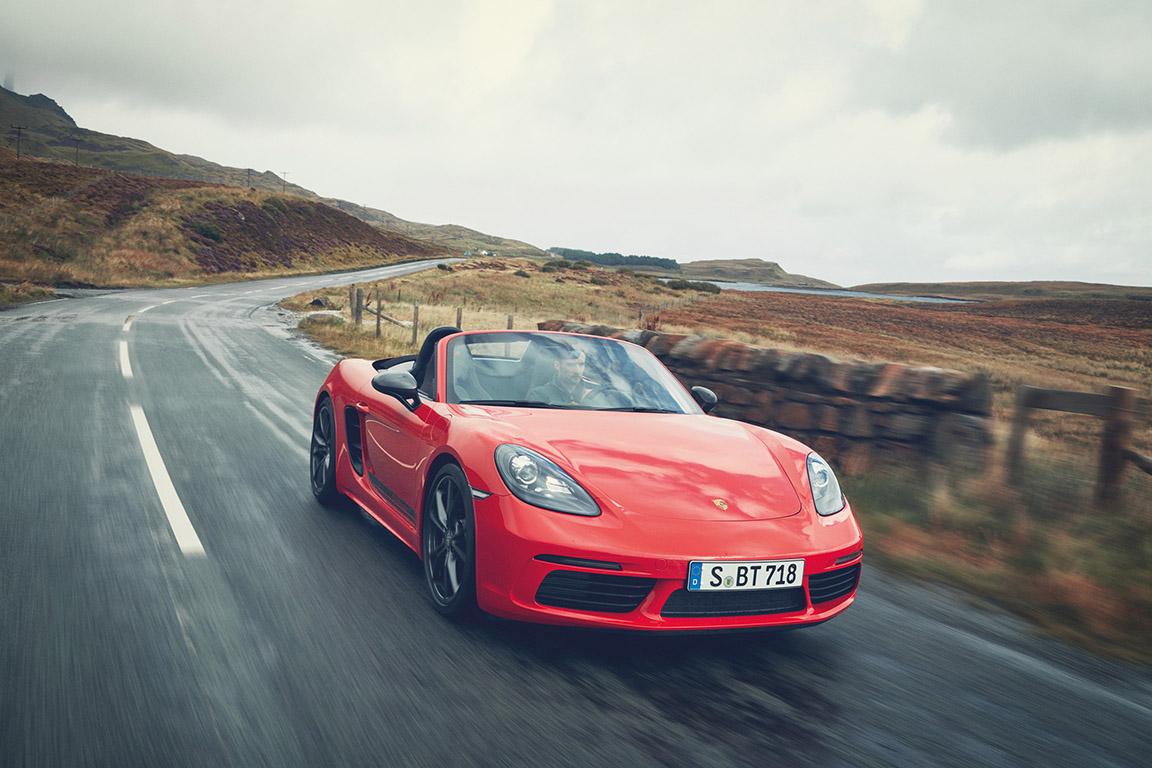 Porsche Model Head to Head Comparison