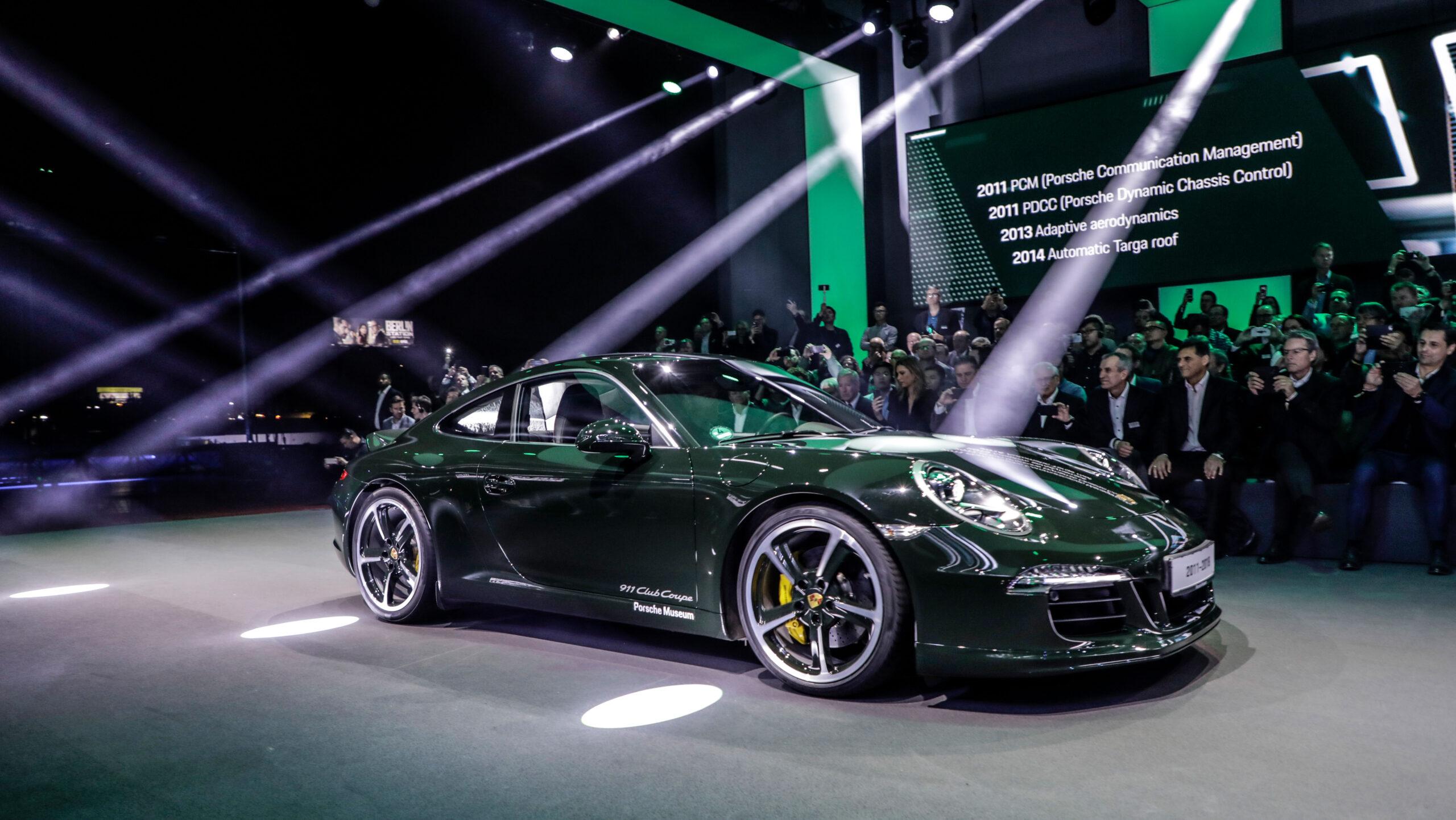 The New Porsche 911 A Design Icon