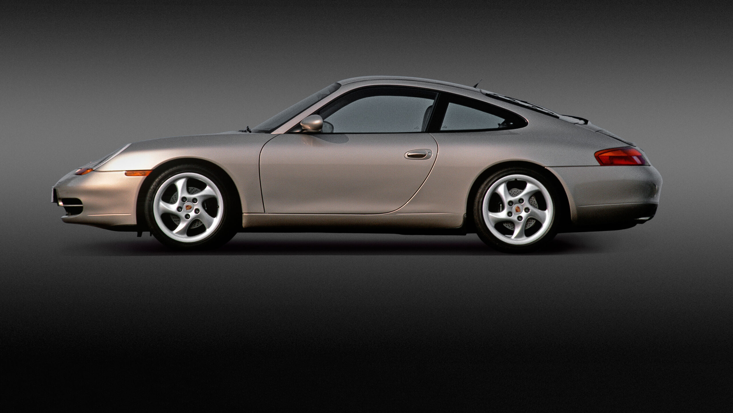 The 996 First Water-Cooled 911