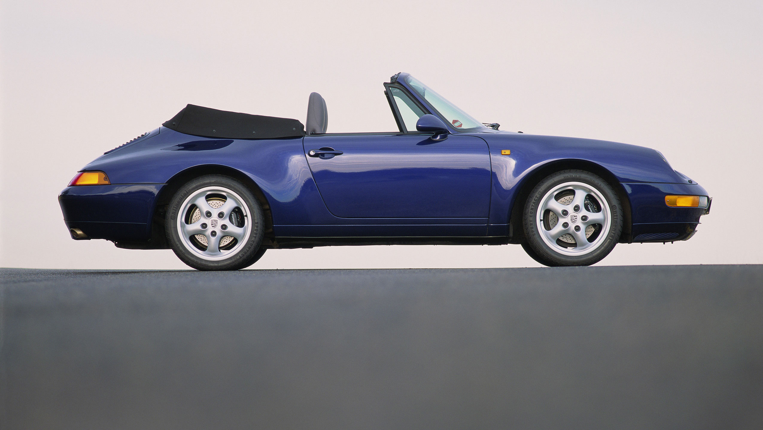 The 993 Pinnacle of the Air-Cooled Era