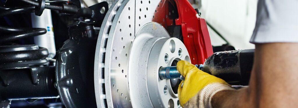 Porsche Brakes Service