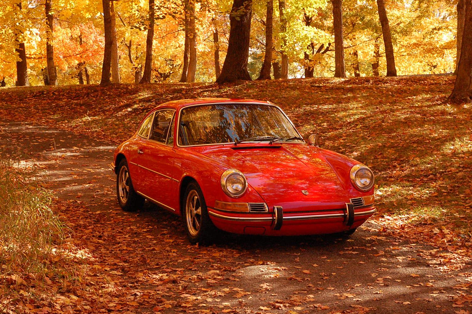 Autumn Car Care Maintenance Tips