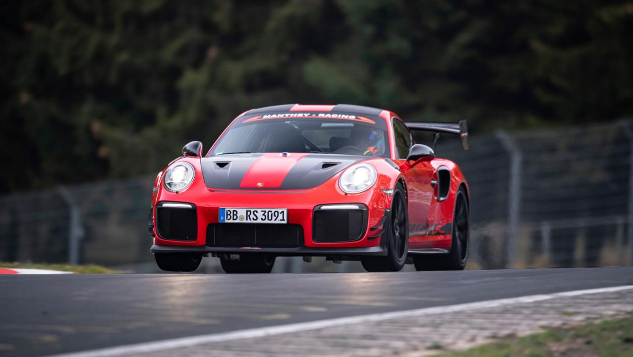 911 GT2 RS MR