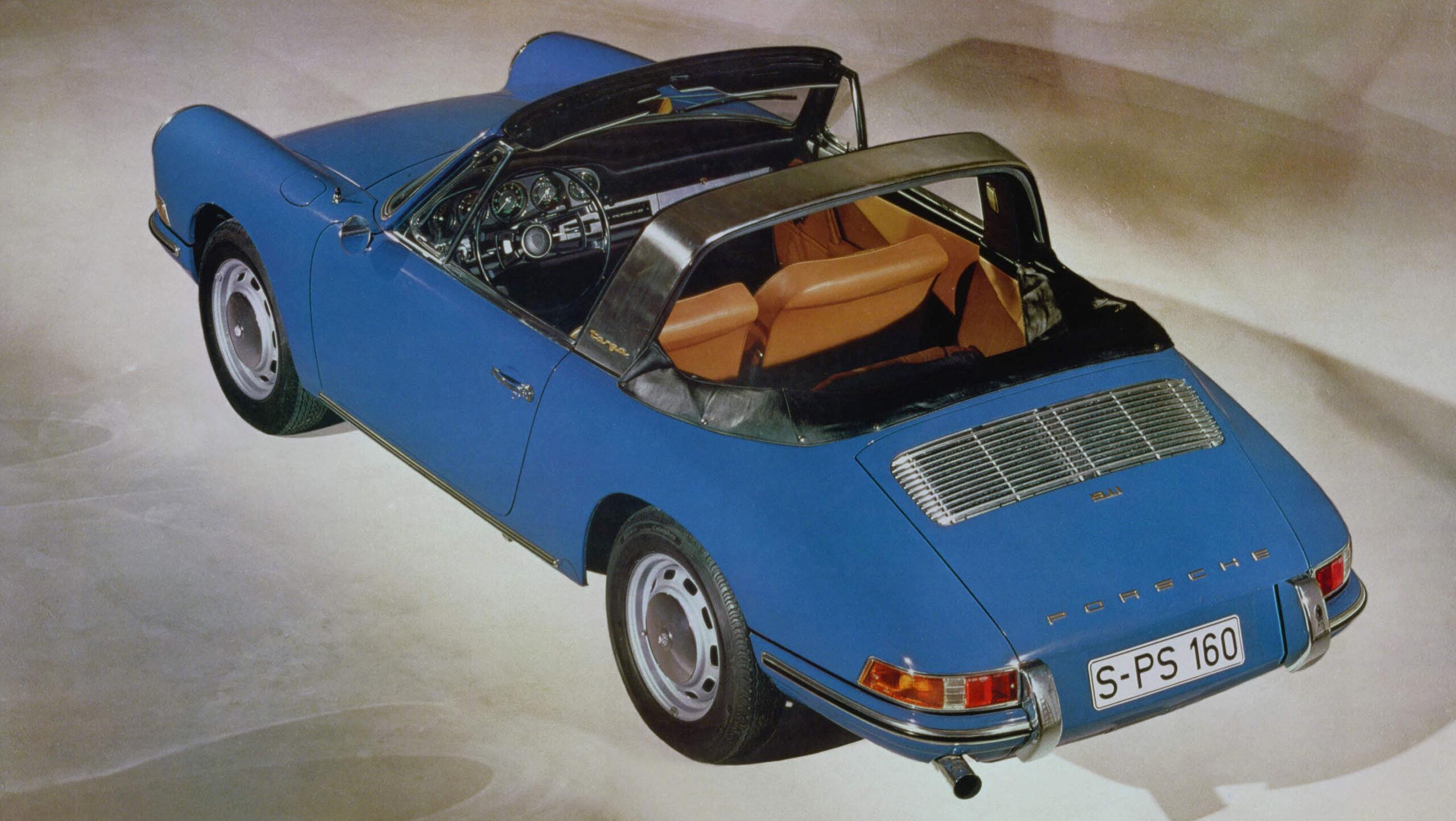 The Original 911 The Zuffenhausen Masterpiece