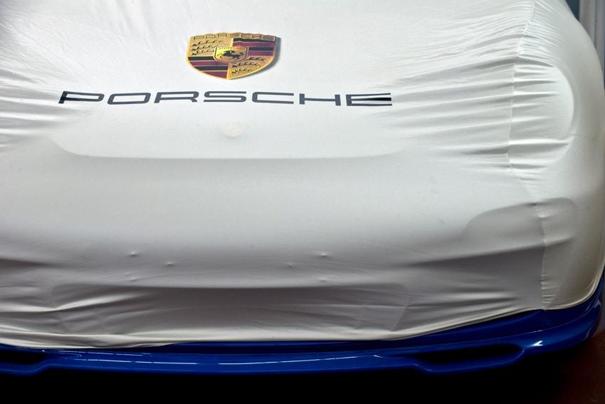 Porsche Winter Hibernation Recommendations