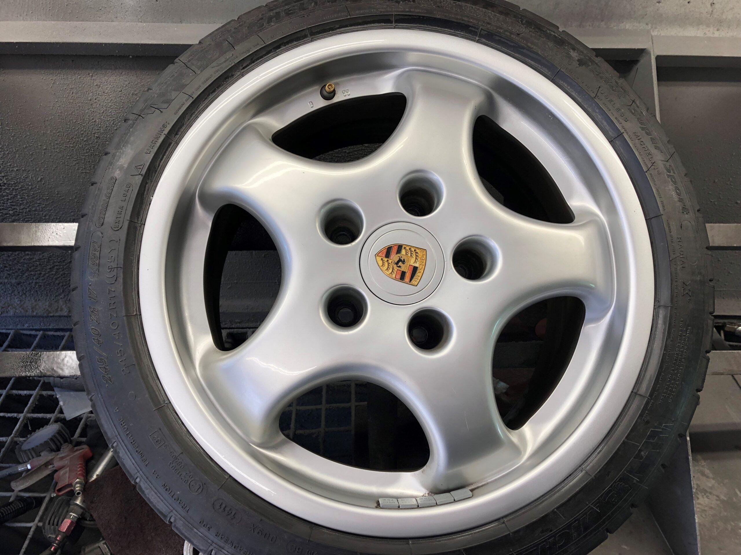 We Service All Porsche Models