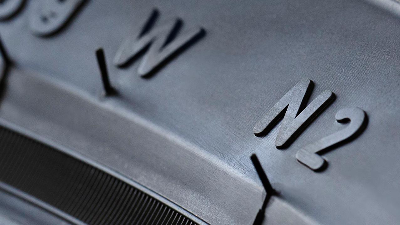 Porsche Approved N-Spec Tires